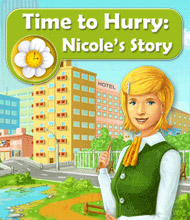 Wimmelbild-Spiel: Time to Hurry: Nicole's Story