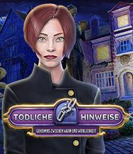 Wimmelbild-Spiel: Tödliche Hinweise: Geheimnis zwischen Wahn und Wirklichkeit