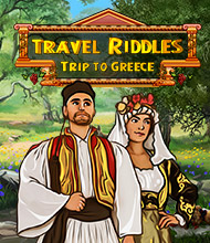 3-Gewinnt-Spiel: Travel Riddles: Trip to Greece