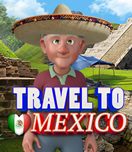 Wimmelbild-Spiel: Travel to Mexico