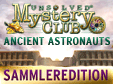 Wimmelbild-Spiel: Unsolved Mystery Club: Ancient Astronauts SammlereditionUnsolved Mystery Club: Ancient Astronauts Collector's Edition