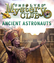 Wimmelbild-Spiel: Unsolved Mystery Club: Ancient Astronauts