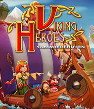Klick-Management-Spiel: Viking Heroes Sammleredition