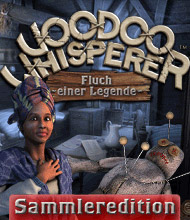 Wimmelbild-Spiel: Voodoo Whisperer: Fluch einer Legende Sammleredition