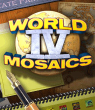 Logik-Spiel: World Mosaics 4
