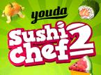 Klick-Management-Spiel: Youda Sushi Chef 2: Die Rückkehr der Sushi-Meister