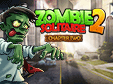 solitaire-Spiel: Zombie Solitaire 2: Chapter Two