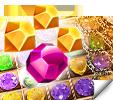 Hier bekommst du die besten 3-Gewinnt-Spiele zum Download! Egal, ob Juwelen, Edelsteine, Obst oder andere Symbole – schiebe 3 gleiche Symbole in eine Reihe und lass es krachen!